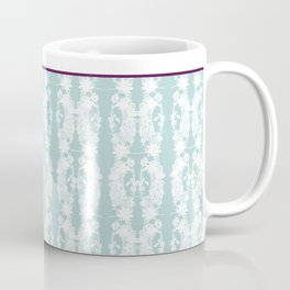 Paige McCann-Gray, Surface Pattern Designer. Heather and Crystal Collection No: 2 Coffee Mug