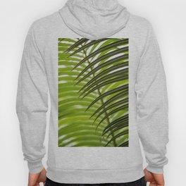 tropical print Hoody