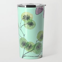 a touch of summer fragrance Travel Mug