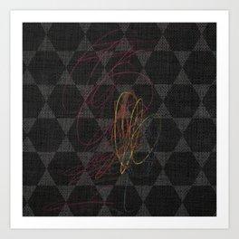 Sekskant - Danjal Art Print