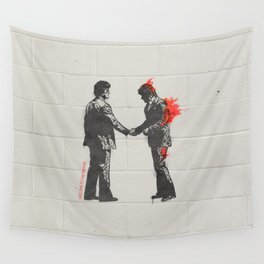 Welcome to the Machine Wall Tapestry