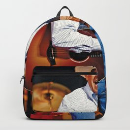 CMA-Entertainer-George-Strait Backpack