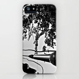 Musicians Hangout iPhone Case