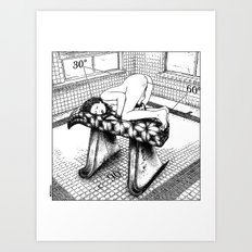 asc 466 - La loi de la Transcendance (The rule of Master Pi) Art Print