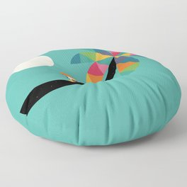Amazing Vocation Floor Pillow