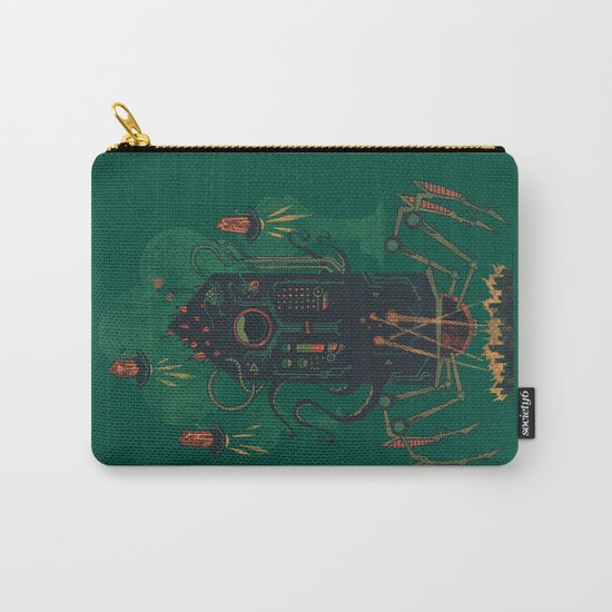 Not with a whimper but with a bang Carry-All Pouch