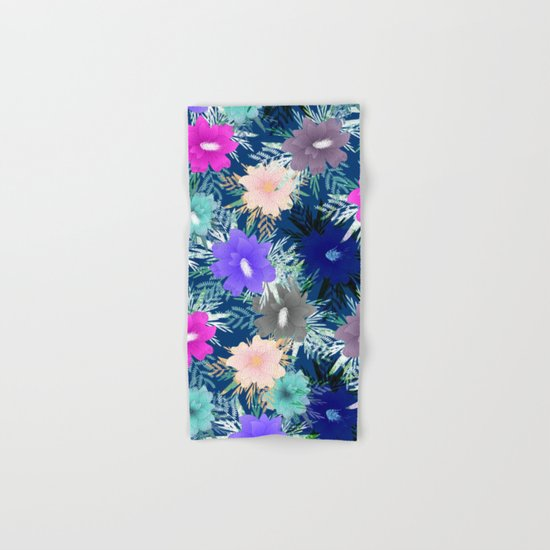 Floral #2 Hand & Bath Towel