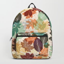 Autumn Leaves 2 Backpack