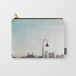 Minneapolis Minnesota Skyline at the Stone Arch Bridge Carry-All Pouch