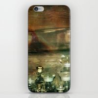 fullmetal alchemist iPhone & iPod Skins featuring The Alchemist by Jenndalyn