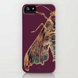 Sphinx Moth iPhone Case