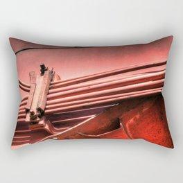 Bloodlines for the Harvester Rectangular Pillow