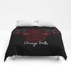 Chicago Bulls Comforters