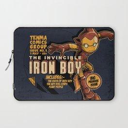 THE INVINCIBLE IRON BOY Laptop Sleeve