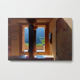 Knossian Afternoon Metal Print