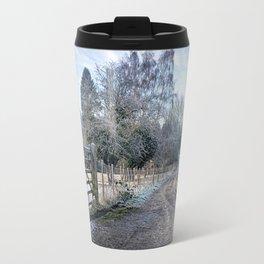 Frosty Lane Travel Mug