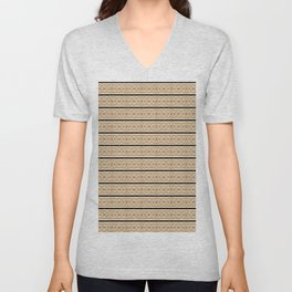Designer Fashion Bags Abstract Unisex V-Neck