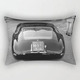 1957 4.5 Coupe, Modena, Italy Italian Sport Car Factory Photograph Rectangular Pillow