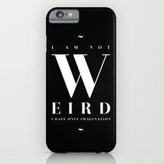 Weird iPhone 6s Slim Case