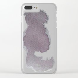 Little Big Love Clear iPhone Case