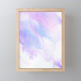 _PURPLE RAIN Framed Mini Art Print