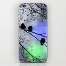 Polar Crows iPhone & iPod Skin