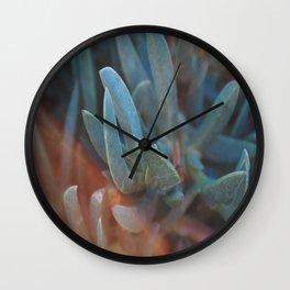 California Light Wall Clock