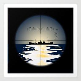 Periscope Art Print