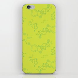 serotonin leaves iPhone Skin