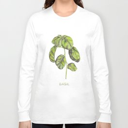 Basil Long Sleeve T-shirt