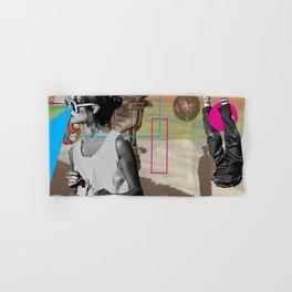 FALL collage art jakarta,colage art cute,collage art chill,collage beatifull,collage color,color,maj Hand & Bath Towel