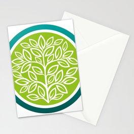 Nature symbol Stationery Cards