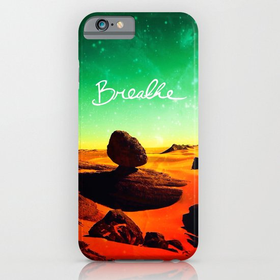 Breathe - for iphone iPhone & iPod Case
