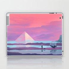 Ocean Pyramid Laptop & iPad Skin
