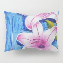 Lily   Lys Pillow Sham