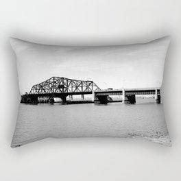 Victory Bridge, New Jersey 1926 Rectangular Pillow