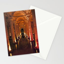 Pillars Of Light! Stationery Cards