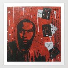 American Youth Art Print
