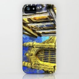 City Of Bath Vincent Van Gogh iPhone Case