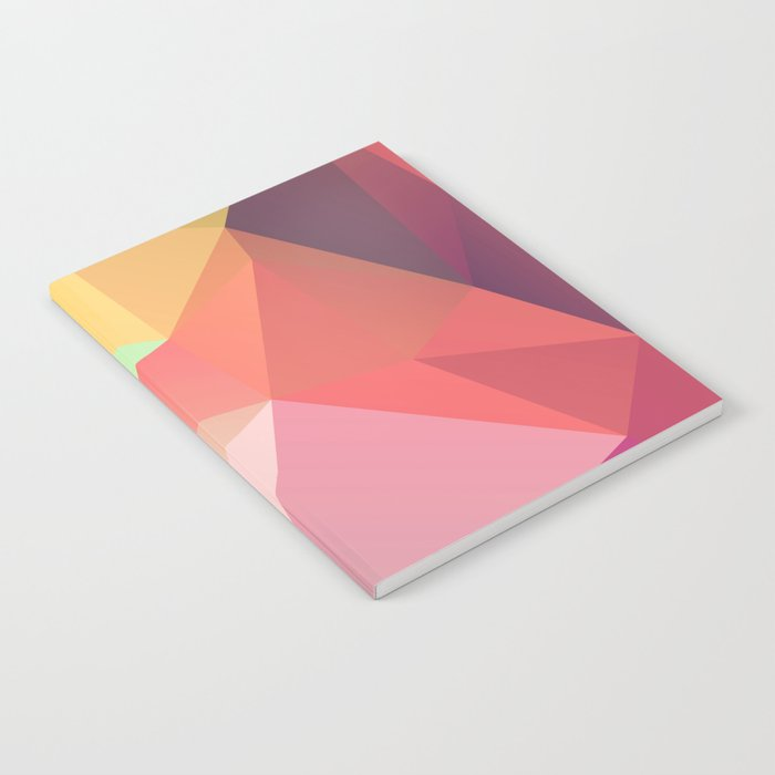 geometric V Notebook
