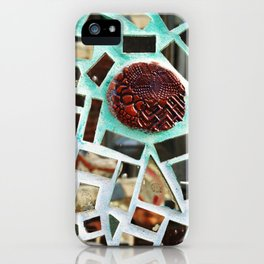 Glass Art in Philly iPhone Case