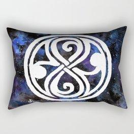 The Seal of Rassilon Rectangular Pillow