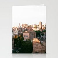italy Stationery Cards featuring italy by paulina
