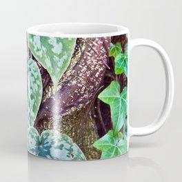 GREEN SOUND of LEAVES Coffee Mug
