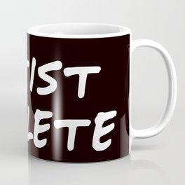 Artist Athlete Coffee Mug