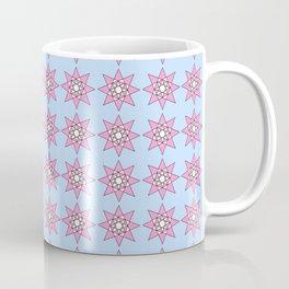 Stars 2- sky,light,rays,pointed,hope,estrella,mystical,spangled,gentle. Coffee Mug