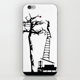Tree of Temptation iPhone Skin