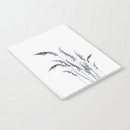 Wild grasses Notebook