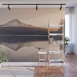 Wild Mountain Sunrise Wall Mural