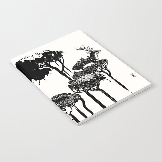 Deer to Dream Notebook